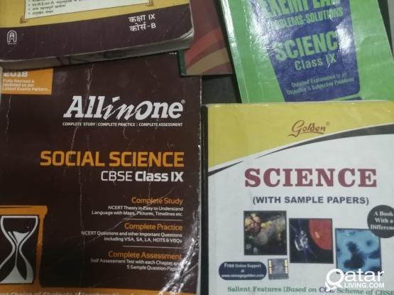 CBSE Grade 9 Guide Books & Qatar History