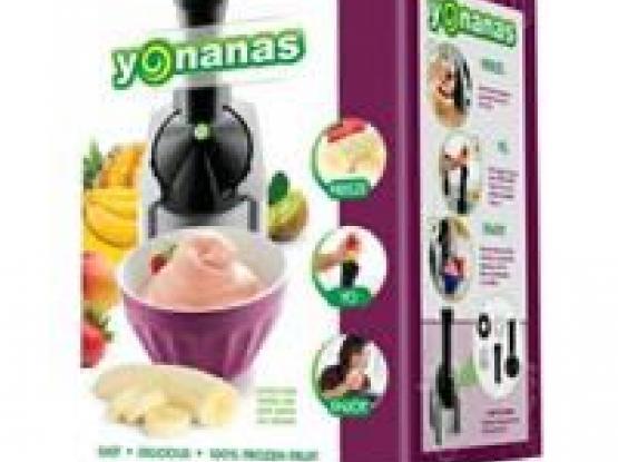Yonanas Frozen Fruit Dessert Maker