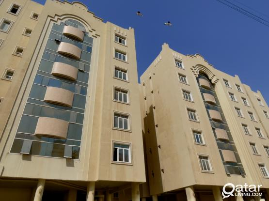 !! SPACIOUS 1BHK UNFURNISHED FOR RENT AT BIN MAHMOUD NEAR LULU HYPERMARKET!!