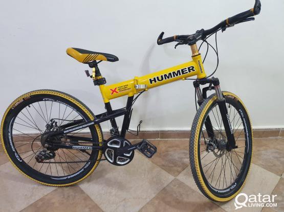 Hummer 26'' cycle