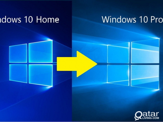 """Upgrade & Activate """"Win10 Home"""" to """"Win 10 Pro"""""""