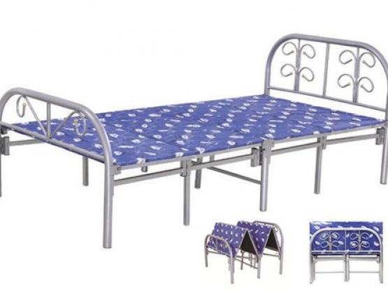 NEW FOLDABLE SINGLE BED FOR SALE