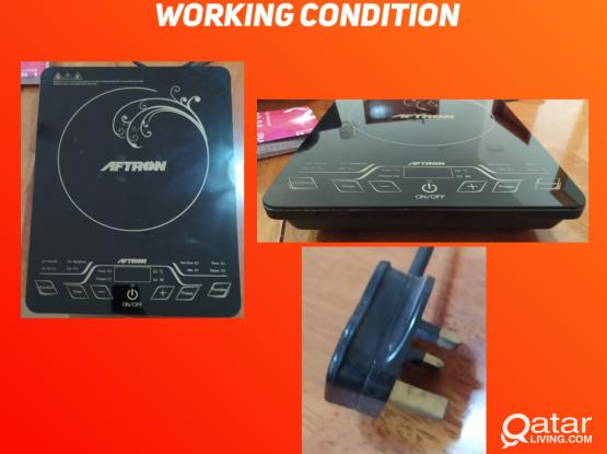 INDUCTION COOKER AFTRON