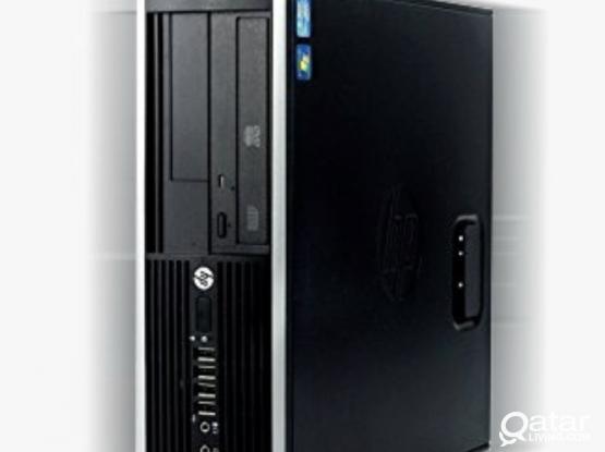 HP 8300 sff i5 w/ 4gb GPU