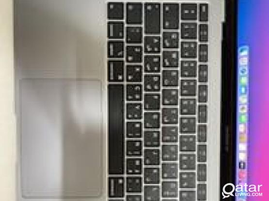 MacbookAir Touch id. With Complete Box