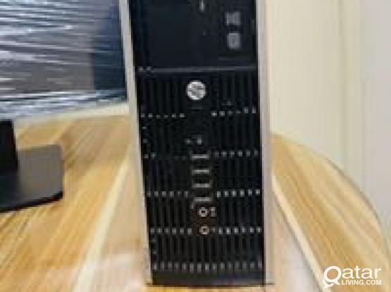 Hp elitedesk 8300  Proccessor intel core i7 vpro 3.40 ghz Ram 4 gb Hdd 500