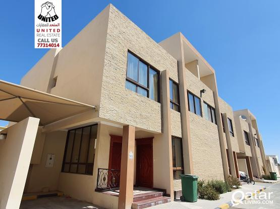 FREE Month ,Villas Compound in Umm Salal Mohamed With Amenities.