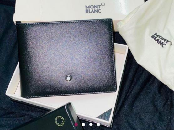 Mont Blanc Original Wallet