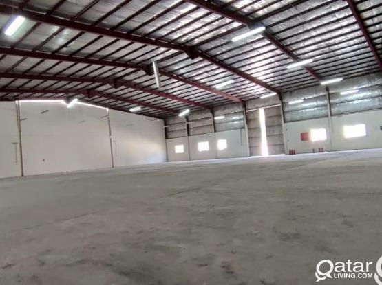 900 SQUARE METER STORE FOR RENT IN INDUSTRIAL AREA