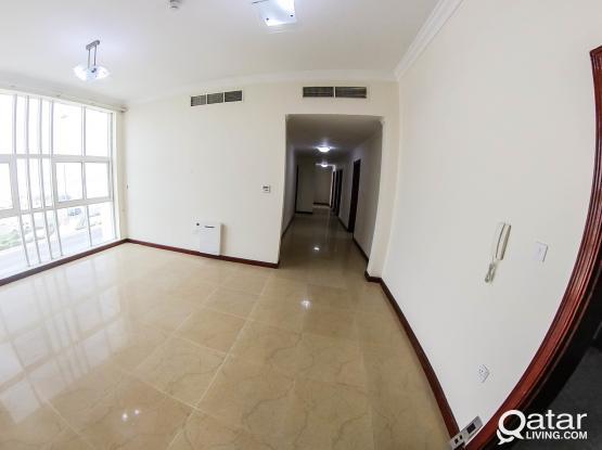 Unfurnished, 3 BHK Apartment in Al Sadd near Millennium Hotel