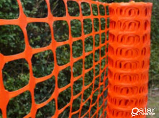 SAFETY NET - ORANGE COLOR - 1MTR X 20MTR