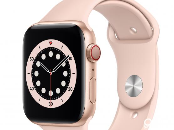 Apple Watch Series 4 42mm Rose Gold 100% Functionality