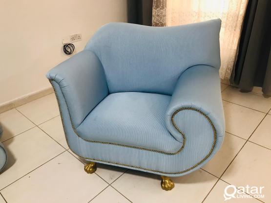 Modern 5 seater sofa