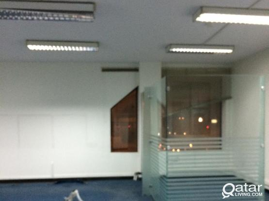 5 room office space at C ring road 225 SQ Meter