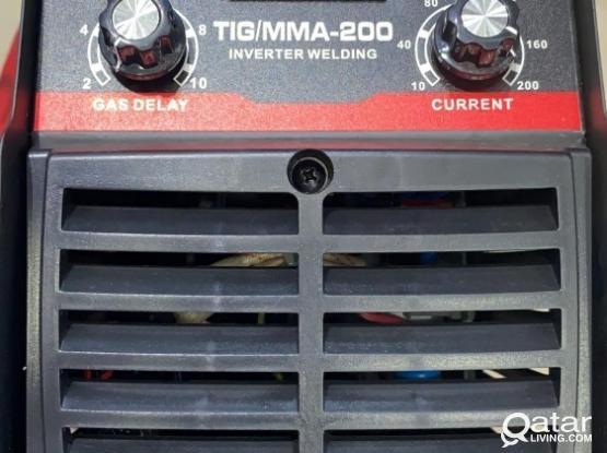 Welding Machines - Tig/ MMA Inverter Technology