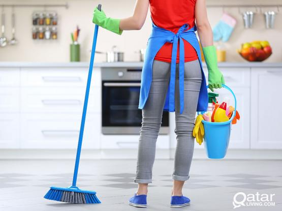 CLEANING AND IRONING SERVICE (PART-TIME)