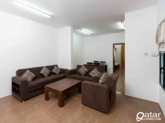 Beautiful 2-Bedroom Apartment Fully Furnished