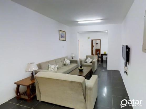 Capacious 3-Bedroom Fully Furnished Apartment in Fareej Bin Mahmoud