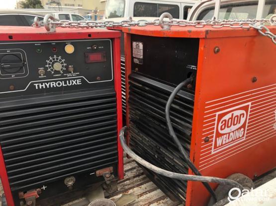 Welding Machine (Ador) Ranger-400, Ranger-401, Thyroluxe