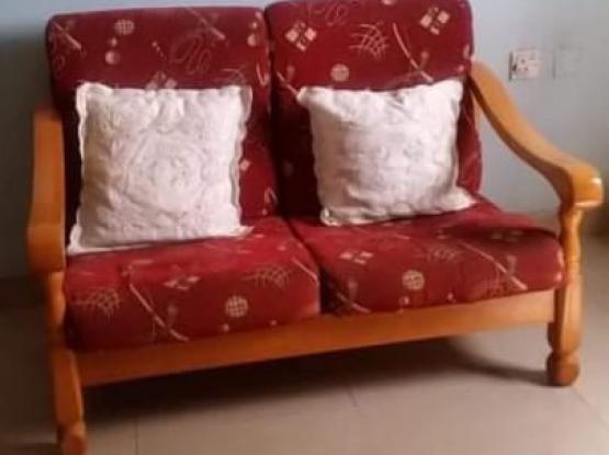 3- Piece Sofa Set at a bargain offer
