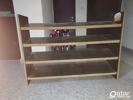 Shoe Rack 90 cm X 110 cm