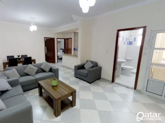 Beautiful 2-Bedroom Fully Furnished Apartment