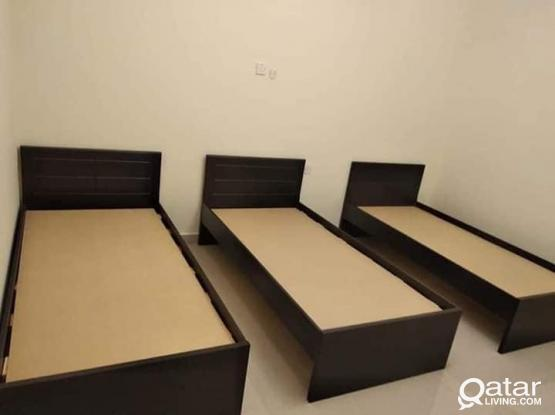SINGLE WOODEN BEDS SALE- PH-77850533