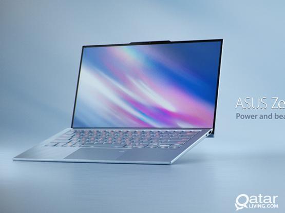 Asus Laptop Zenbook S13 Ultrabook i7 8565U MX150 gpu 512GB ssd 8GB ram