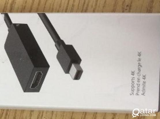 Mini Display Port to HDMI 2.0 adapter