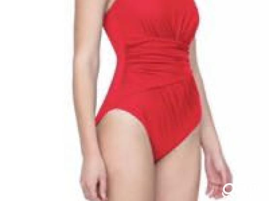 New With Tags Designer Swimsuit Size 10 Uk, 8 US