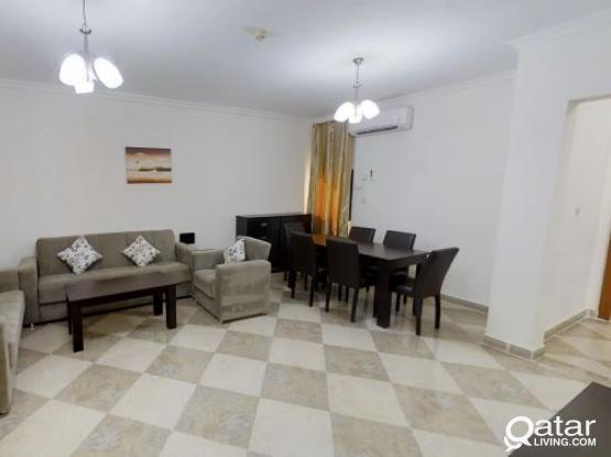 Nice 2-Bebdroom FF w/in fully-serviced compound in Ezdan Village 30