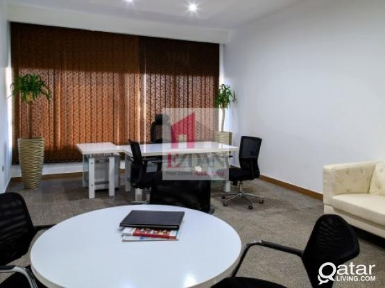 Spacious Office in Prime Location at West Bay