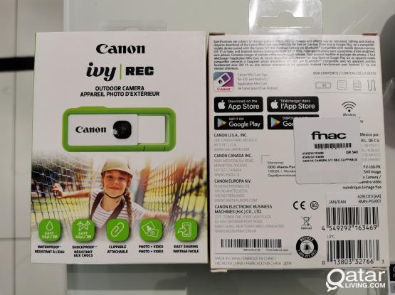 Canon ivy REC Outdoor Action Camera