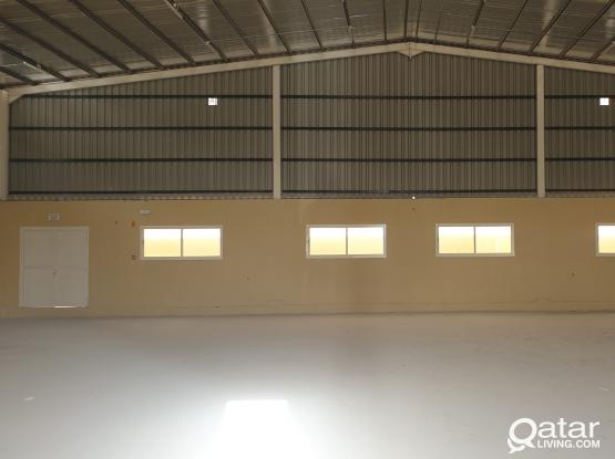 Foodstuff warehouse .Brandnew