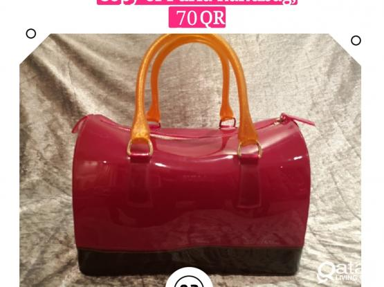 Ladies handbags (new, real leather or 2nd hand)