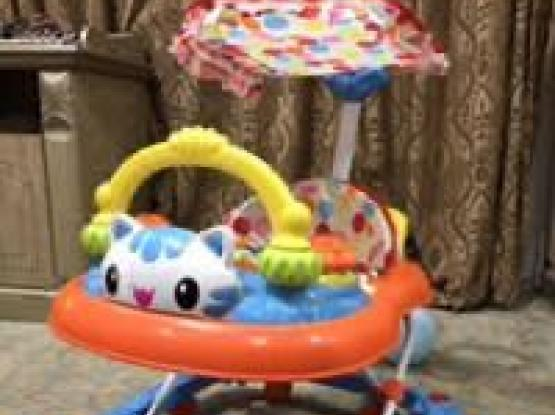 Baby Walker With Music And Lights