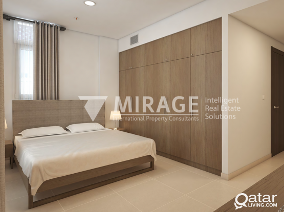 Brand new Furnished 3 Bed in Lusail