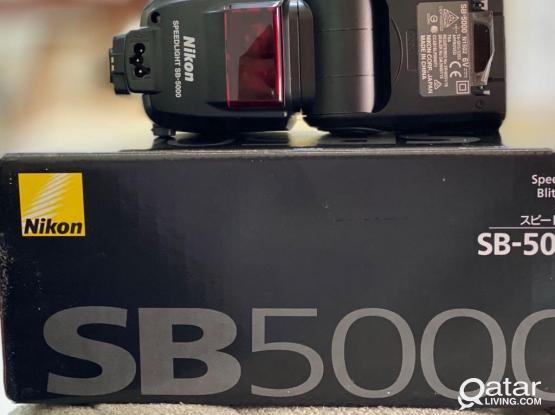 NIKON SB-5000 Speedlight  New