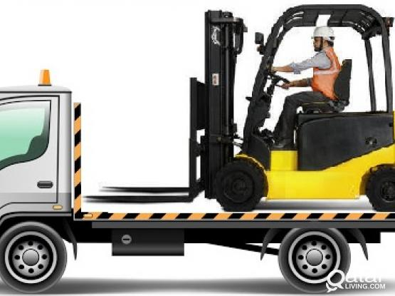 We supply forklifts and tele-handler for rentals for companies