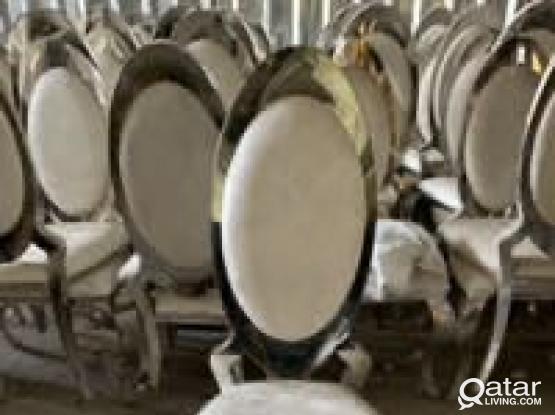 Big Size Aluminum Chair