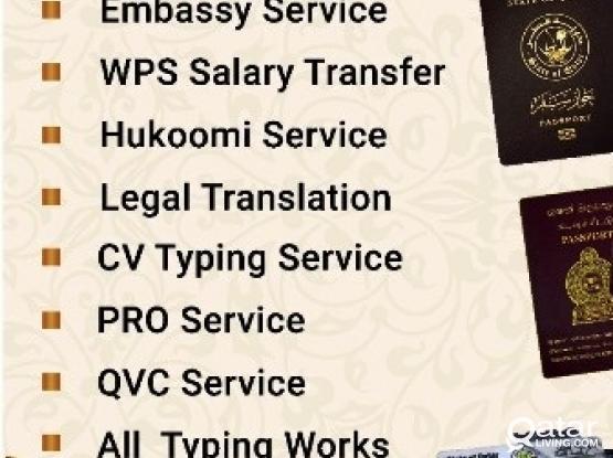 Family Visa, Freelance Visa. Tourist Visa & On Arrival Visa Renewal, typing work,