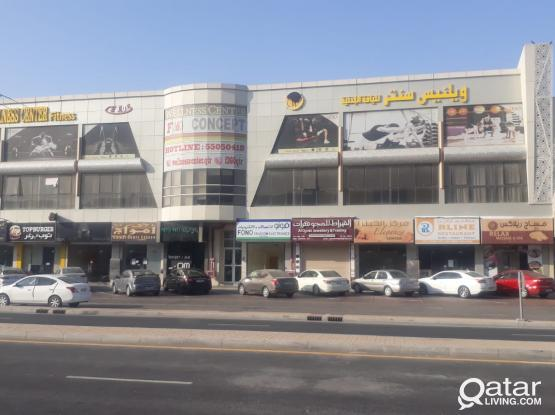 Shop for rent in aziziya