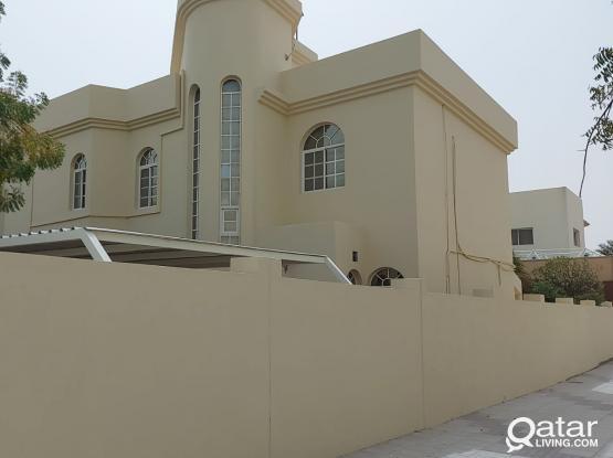 One Month Free Semi-Furnished 5BHK Stand Alone Villa in New Salata near Al Arabi Sports Complex