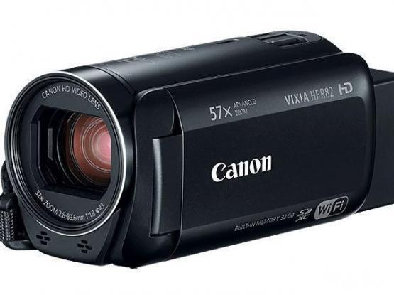 Canon HF R82 Camcorder