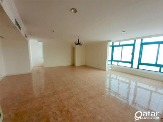 Spacious UF 3bhk Apartment In Mushreib