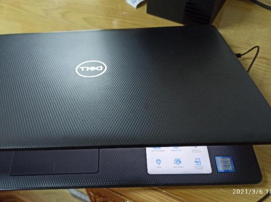 Dell Inspiron 15 3000 Core i5 8th gen, 8gb ram,