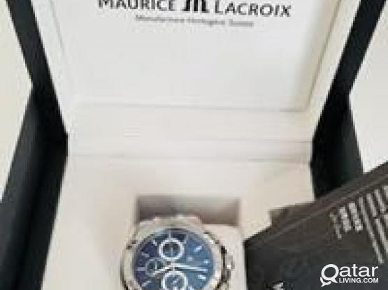 Maurice Lacroix Watch New In Box