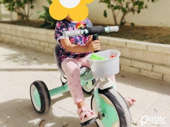 Tricyle for toddlers