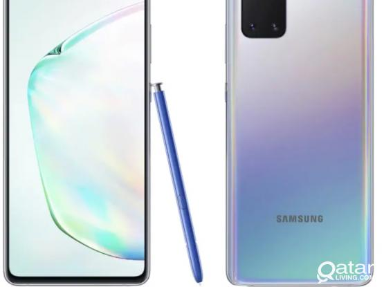 Note 10 Lite Swap with Iphone 11 128GB