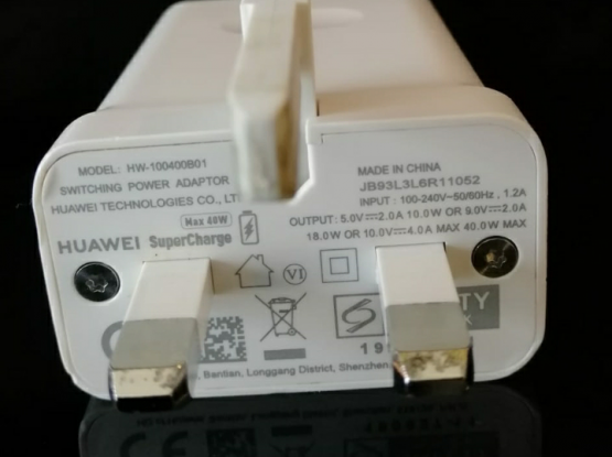 Super Fast charger 40W Huawei
